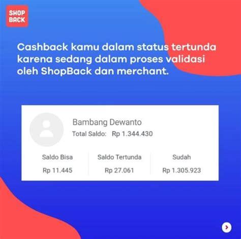 Mengapa dalam proses transaksi di teller ada proses validasi / panduan neteller: Bingung Kenapa Cashback di ShopBack Tertunda? Cari Tahu di Sini