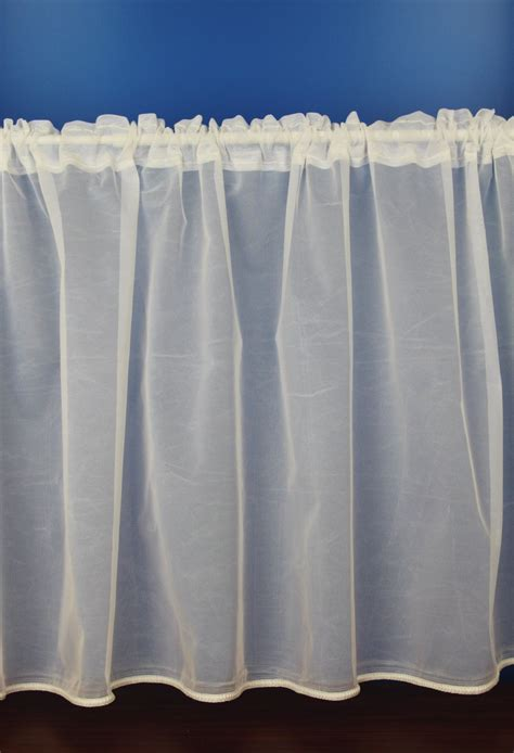 white cafe curtains white plain cafe net curtains woodyatt curtains