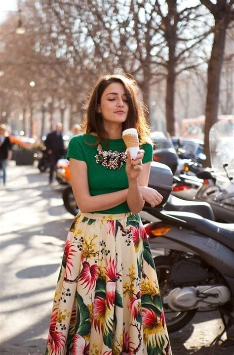 floral print outfit ideas  fashiontastycom