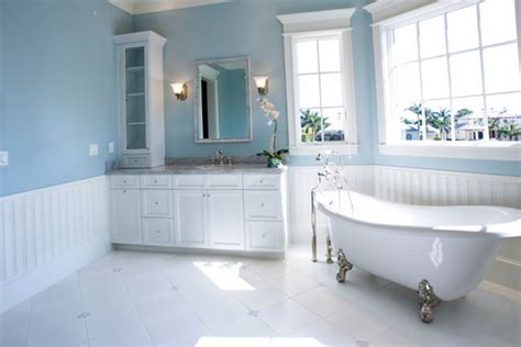paint colors for bathrooms sheknows