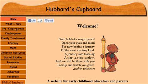 Hubbard S Cupboard by Free Educational Resource Hubbard S Cupboard Free