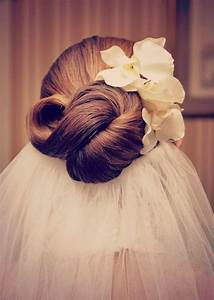 Infinity Knot Wedding Hairstyle For The Bride 2049491