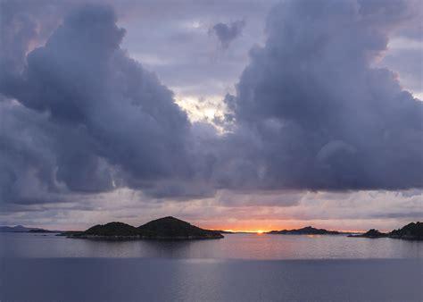 sunset norway maierp norway