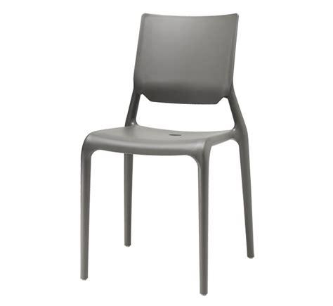 sedia scab sedia sirio di scab design impilabile in plastica in vari