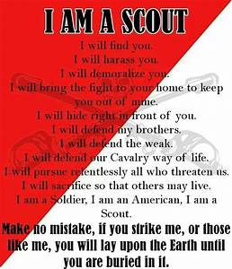 Cavalry Scout Q... Skout Quotes