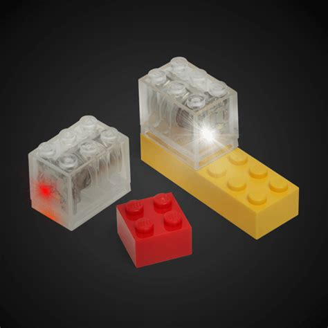 light up legos brick brites lego enters the space age with leds bit rebels