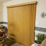 Better Homes And Gardens Vertical Blinds by Better Homes And Gardens Vertical Blinds Printed Oak