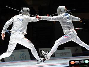 Chinese upset Russian fencing team at Moscow Sabre event ...