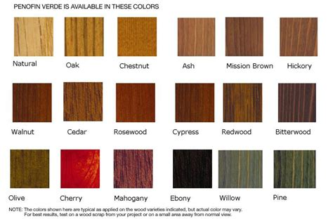 lowes stain colors lowes wood stain wood stain color chart paint ideas
