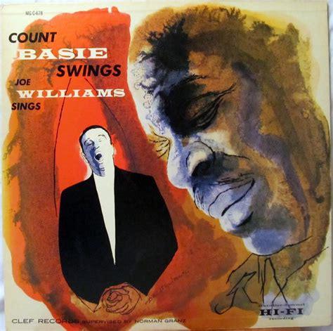 count basie swings joe williams sings discogs