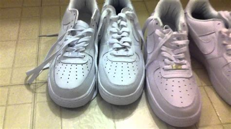 counterfeit nike air force  youtube