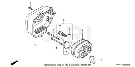 Honda Hrb Hxa Lawn Mower Usa Vin Maea Parts