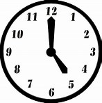 Image result for time 5:00pm