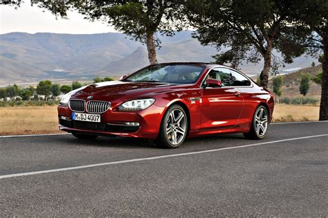 Bmw 6 Series by Car Pictures Bmw 6 Series Coupe 2012