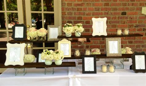 place ideas escort cards and place cards la f 234 te