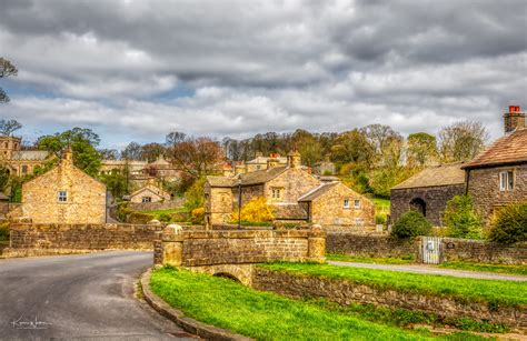The Beauty of Downham Village | The village of Downham in th… | Flickr