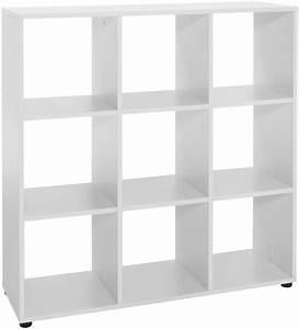 Regal Weiß Hoch : raumteiler regal 9 f cher breite 94 4 cm kaufen otto ~ Indierocktalk.com Haus und Dekorationen