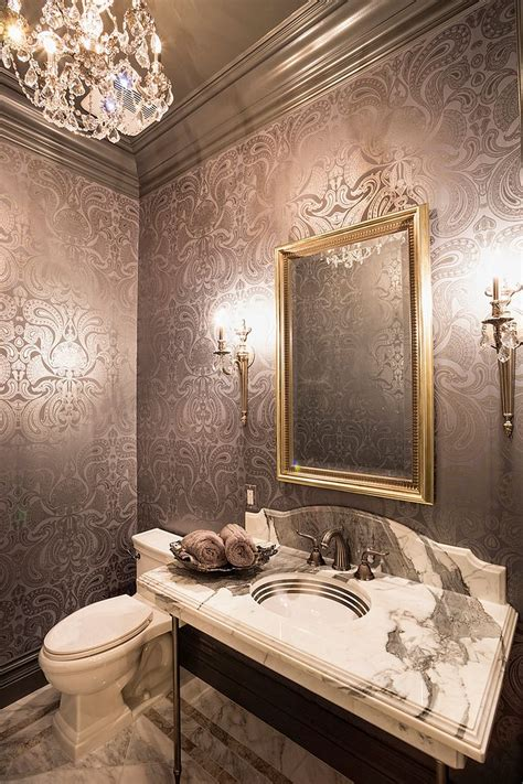 A Timeless Affair 15 Exquisite Victorianstyle Powder Rooms. Dining Room Table Light. Living Room Sectional Sofa. White And Green Living Room Ideas. Dining Room Tables San Antonio. Images For Living Room Designs. Rustic Shabby Chic Living Room. Furniture For Small Living Room. Photos Of Living Room Furniture