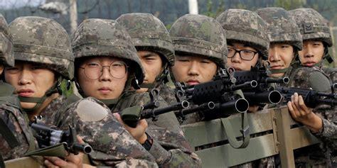 serve  south koreas mandatory