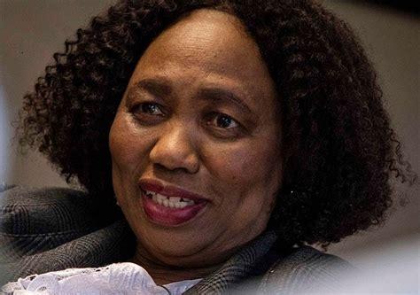 The minister of basic education, mrs. Angie Motshekga biography, age, profile, husband & education | The Nation News