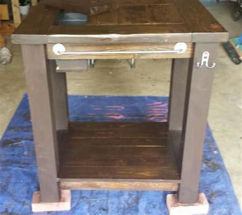 images  wooden ice chest plans  pinterest
