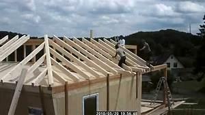Holz Für Dachstuhl : nur holz holzbau holzhaus massivholzhaus vollholzhaus dachstuhl richten youtube ~ Sanjose-hotels-ca.com Haus und Dekorationen