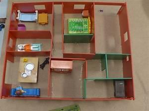 maquette d une maison l39impression 3d With maquette d une maison