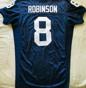 Allen Robinson signed Penn State stitched Nike jersey 2013 ...