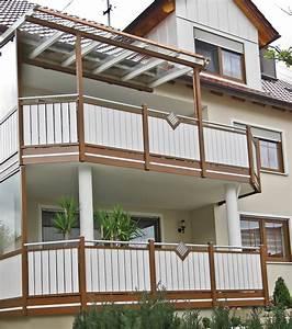 Linder balkone z une alu alubalkone alu balkonanbauten alu for Terrassenüberdachung balkon