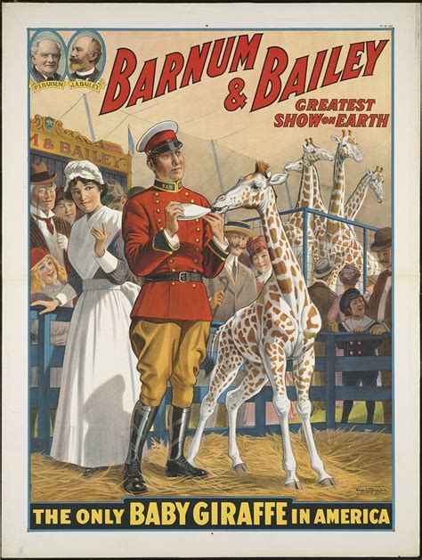 Barnum & Bailey greatest show on earth : The only baby ...