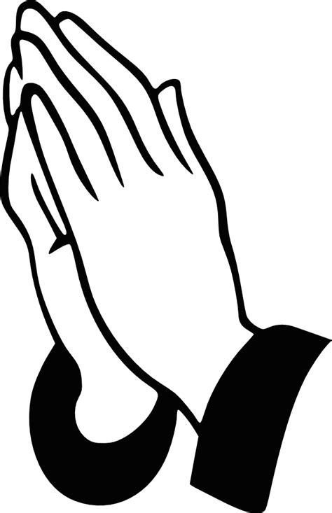 OnlineLabels Clip Art - Praying Hands