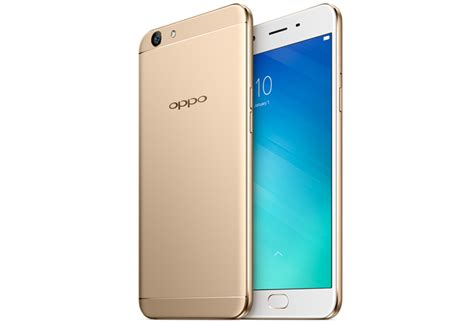 Oppo F1s With 16megapixel Front Camera, Volte Support