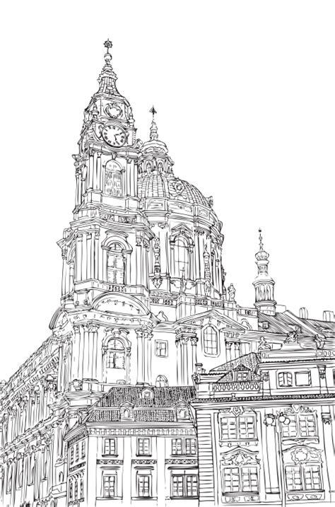 castle street coloring page kidspressmagazinecom