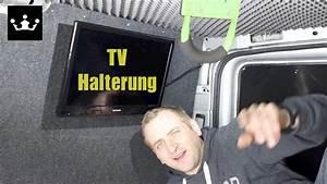 Test Tv Wandhalterung : tv wandhalterung test review transporter ausbauen zum wohnmobil youtube ~ Eleganceandgraceweddings.com Haus und Dekorationen