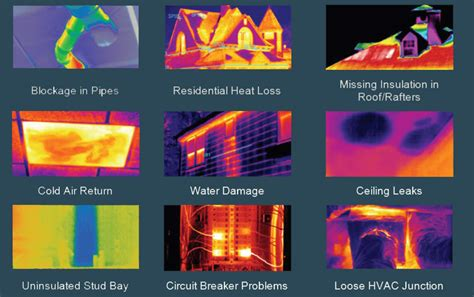 infrared camera inspections  borough home inspection