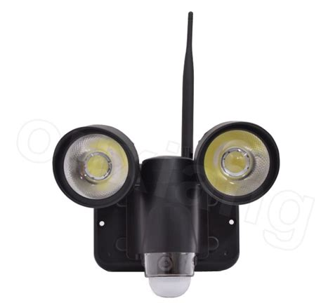 security light and camera long life span led pir sensor light security light camera