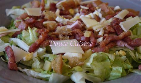 douce cuisine salade savoyarde douce cuisine