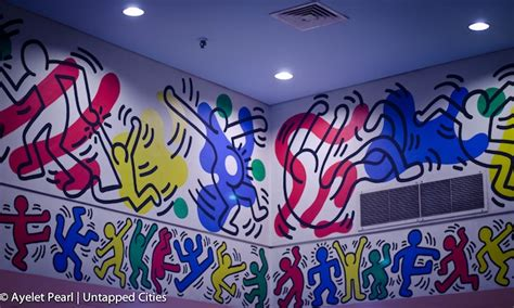 keith haring mural nyc 8 places to see keith haring s artwork in nyc untapped cities
