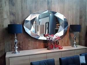 Wandspiegel Design Modern : deknudt wandspiegel modern 39 precious 39 in silberem rahmen wilhelmina designs ~ Indierocktalk.com Haus und Dekorationen