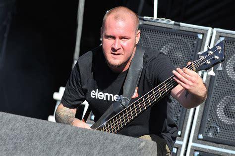 limp bizkit bassist  left band   due  liver