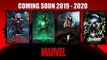 COMING SOON MARVEL MOVIES 2019 -2020 - YouTube