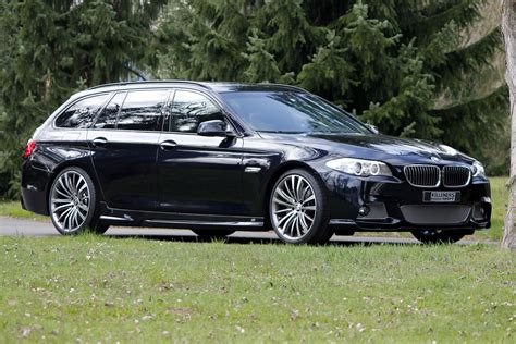 Bmw 5 Series Touring Modification by F11 Bmw 5 Series Touring Conversion From Kelleners Sport