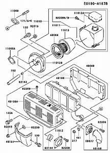 Kawasaki Fe250d Parts List And Diagram