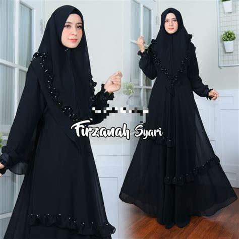 Gamis Ceruti gamis firzanah syari ceruti premium baju muslimah mewah