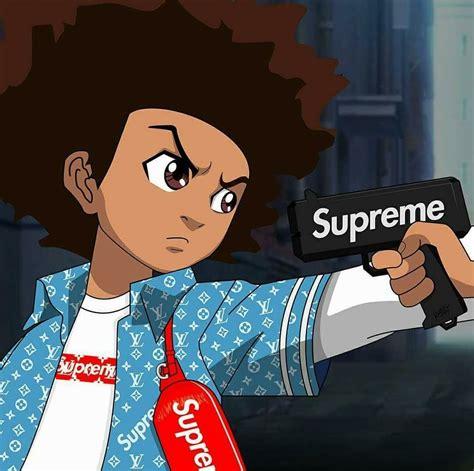 boondocks supreme out mungfali
