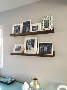 Retro Ranch Reno: DIY Wood Shelves
