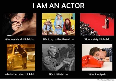 Acting Memes - what i really do meme highlights the poke