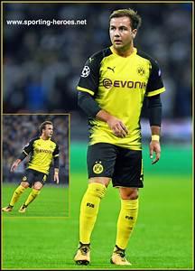 Mario GOTZE - 2017/18 Champions League. - Borussia Dortmund