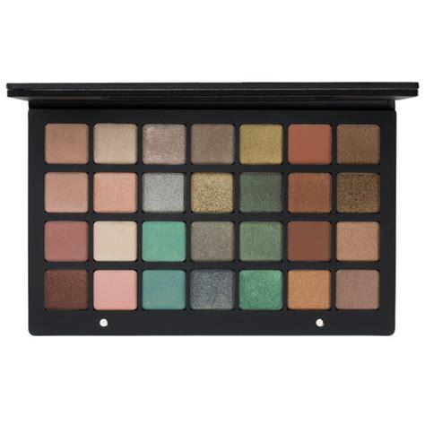 natasha denona eyeshadow palette  green brown beautylish