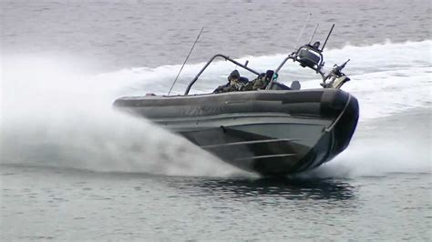 Race Boot Te Koop by Mariniers Beproeven Snelle Motorboot In Noorwegen Youtube